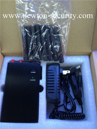 8 Band Wireless Jammer/Cell Phone GPS Jammer/ WiFi Jammer/Lojack Jammer pictures & photos