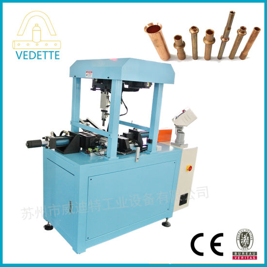 Multi-Station Copper Tube End Forming Machine for Air Conditioner & Freezer Copper Pipes