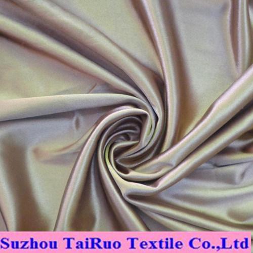 100% Polyester Fabric Printed Satin Fabric Stretch Satin