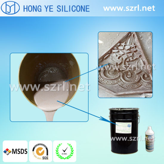 RTV-2 Silicone for Casting Plaster Statue Molding
