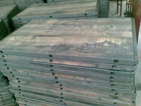 China Wooden Pallet for Block/Brick Making Machine, Timber