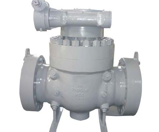 High Pressure Top Entry Ball Valve pictures & photos