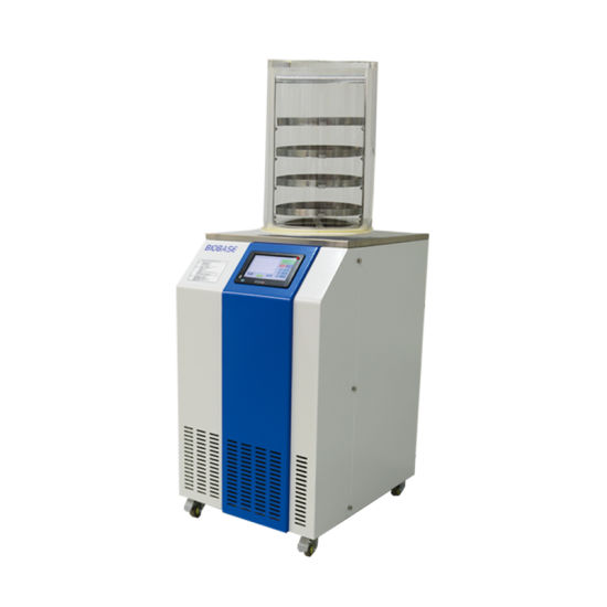 Biobase Vacuum Freeze Dryer (Lyophilizer) for Medical and Food pictures & photos