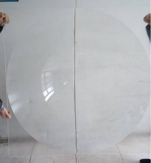 Large Size Sog Glass Material Linear Fresnel Lenses pictures & photos