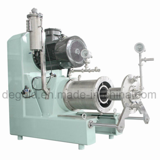 25 Liters Horizontal Pin Type Sand Bead Mill pictures & photos