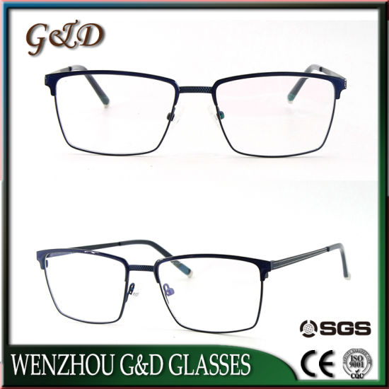 2018 Fashion Design New Spectacle Wholesale Make Order Metal Eyewear pictures & photos