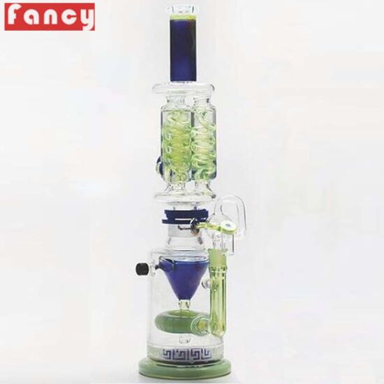 Wholesale New Luxry Glass Smoking Water Pipe