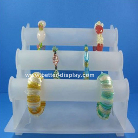 Acrylic Bracelet Display Stand Holder