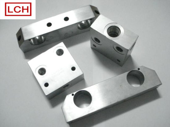 Chinese Factory Direct Price CNC Machining Aluminum Billet Parts