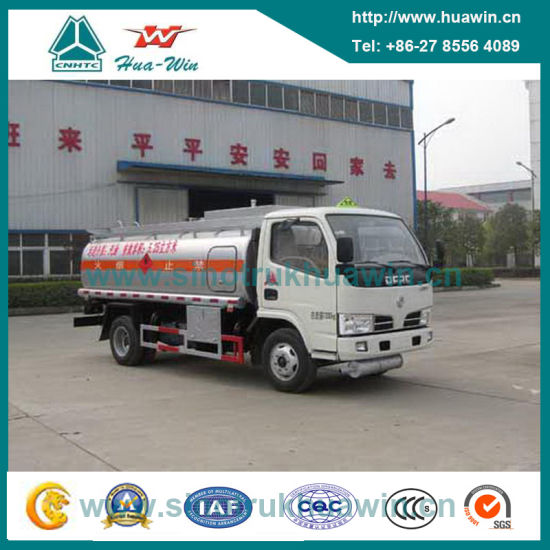 Dongfeng 5 Cbm Mobile Refuelling Truck pictures & photos