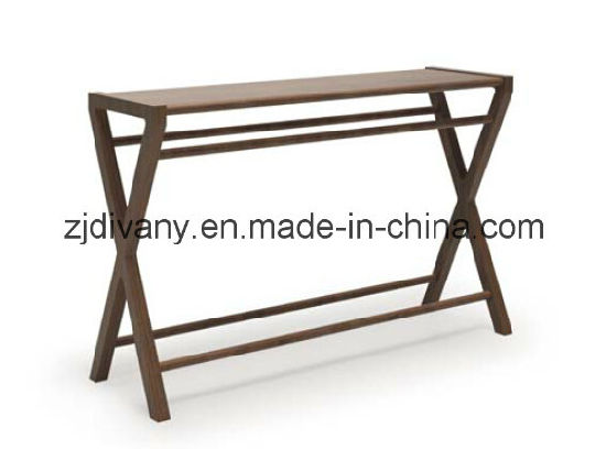 Attirant Italian Modern Wooden Hallway Table (SD 30)