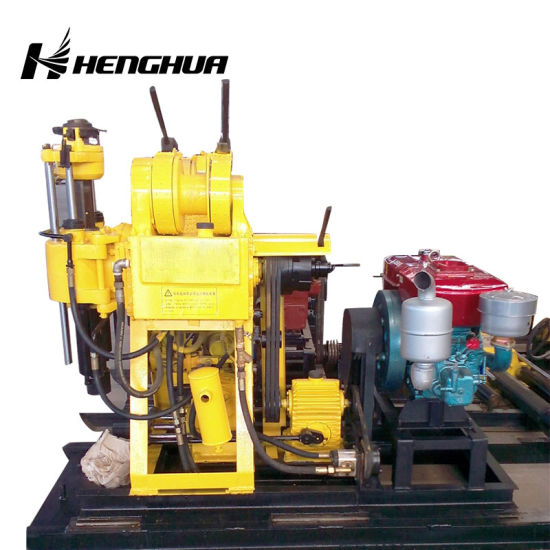 China Henghua Hh130 180 200y Drilling Machine For Water