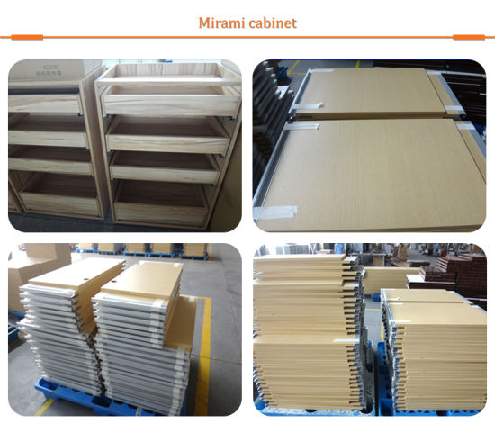China Kitchen Cabinets Furniture With Melamine Sheets Pvc Edge Strip