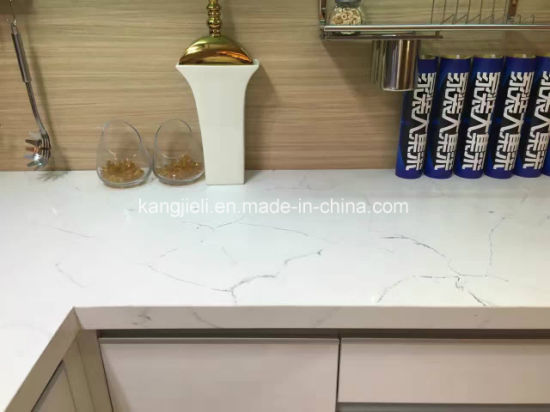 Chinese Quartz Countertop/Vanity Top/ For Villa/Apartment/Shopping  Mall/Kitchen