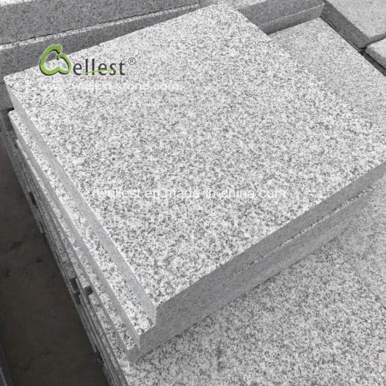 China Low Price G603g623g602g654 Light Grey Granite Flooring Tile