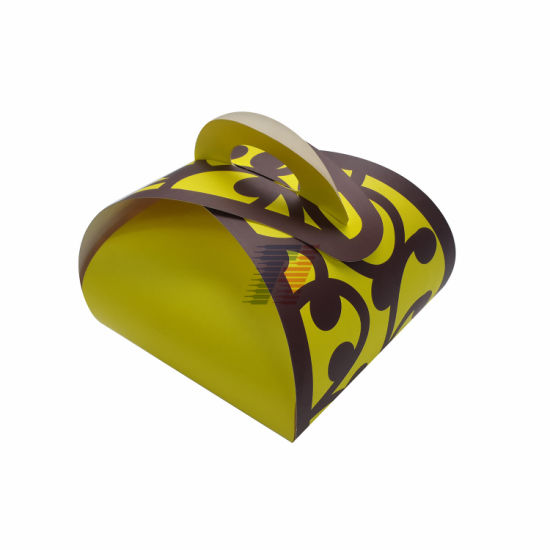 Eco Friendly Beauty Box Design Paper Packaging Box for Food/ Candy /Cake / Chocoloate