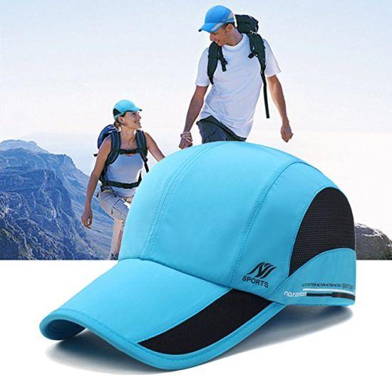 8e3ec24288b8c Outdoor Recreation Sports Anti UV Upf 50+ Sun Hat Wide Brim Baseball Cap  pictures