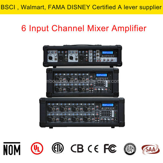 china commercial multi input wireless mixer power audio amplifiercommercial multi input wireless mixer power audio amplifier 250w
