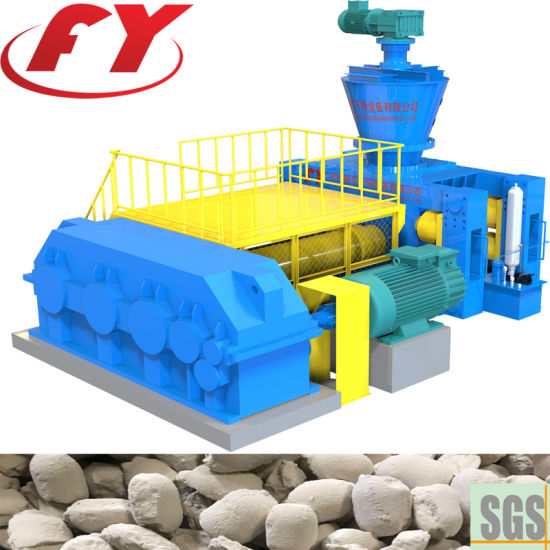 Dry powder fertilizer and checmical pellet mill