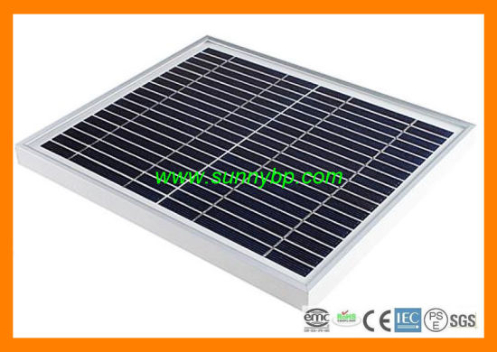 100W-150W-200W Poly Crystal Solar Panel pictures & photos
