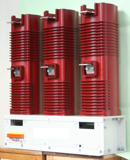 24kv 630A Three Phases AC Indoor Fixed Vacuum Contactor