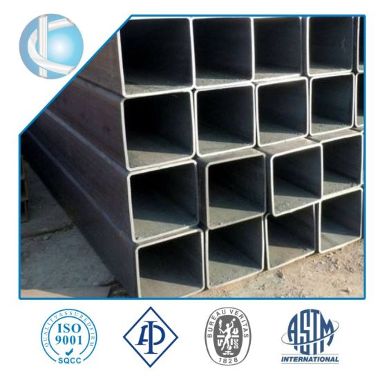 150mmx150mm Black Carbon Square Steel Pipe /Square Tube for Structure Building