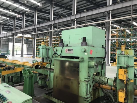 Two Rolls Straightening Machine for All-Length
