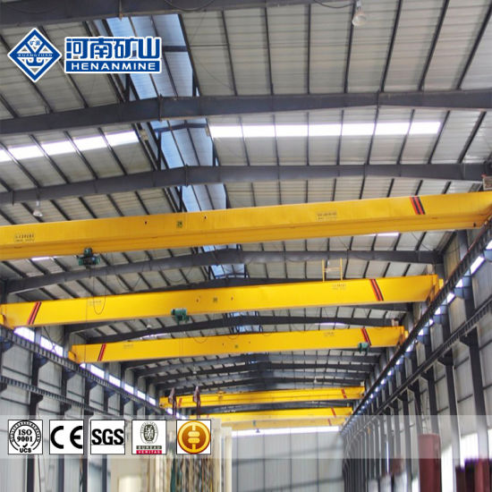 Single Girder 10 Ton Bridge Cranes (LDA, LX, LDP, SDQ)