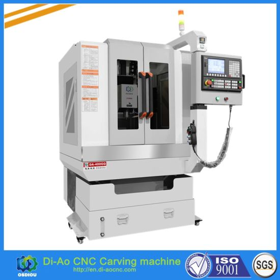 Metal Carved CNC Highlight Machine Tool Video for Metal or Non-Metal Surface Highlight
