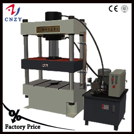 Hydraulic Powder Metal Compacting Block Making Molding Press Machine