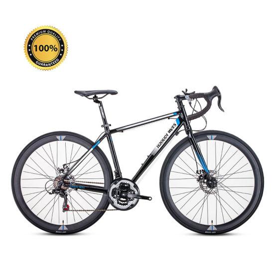 Christmas Gift 21 Speed 700c Carbon Steel Road Bicycle&Glow Bicycle Sports Bike Glow in Dark Bike