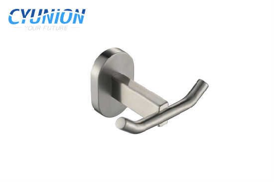 Made In Design Sas.Modern Design Stainless Steel Robe Clothes Hook For Bathroom Cy Sas 301