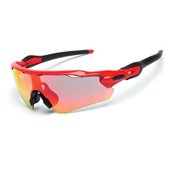 d84c02d6e0 Popular Outdoor Mirror UV400 Polarized Sunglasses Sports Glasses Name Brand  Goggles