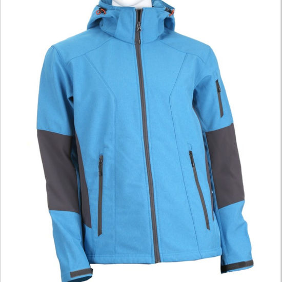 2017 Winter Customized Zipper Men' S Outdoor Jacket for Mountaineering Product Description