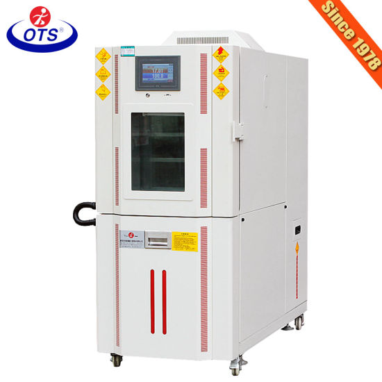 LCD Touch Screen Machine Programmable Rapid Rate Temperature Change Test Chamber