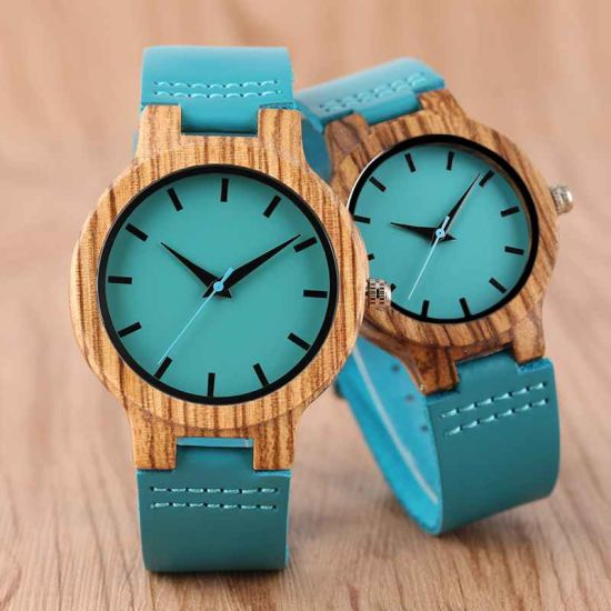 New Arrival Luxury Quartz Wooden Customize Watch (DF-MW041) pictures & photos