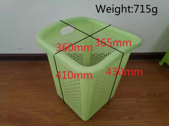 New Square Laundry Basket Mold Transferring, Ready Basket Mould in Stock