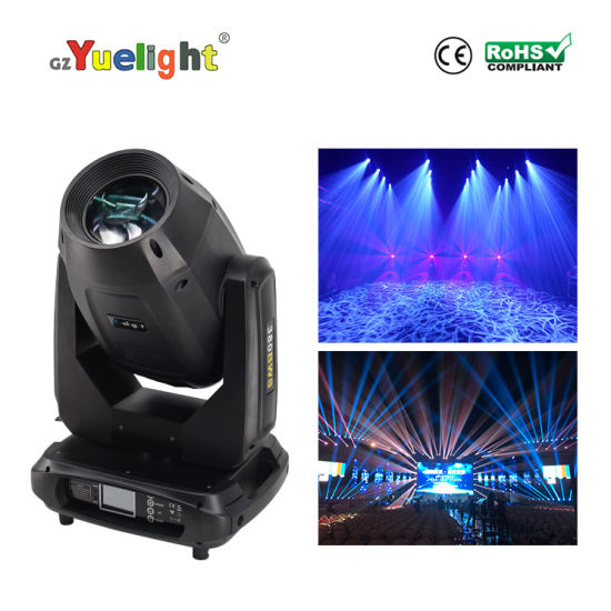 Stage Equipment Super Beam 380W 3in1 Spot Moving Head Light