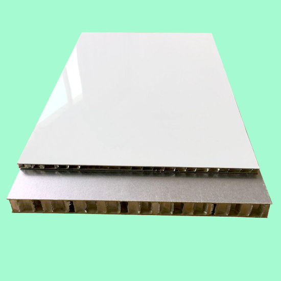 New Building Material of Aluminum Honeycomb Sandwich Composite Panel pictures & photos