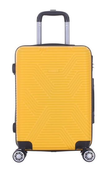2019 Eminent Trolley Verager Suitcase with Wheel Luggage ABS Plastic Trolley Suitcases Xha165