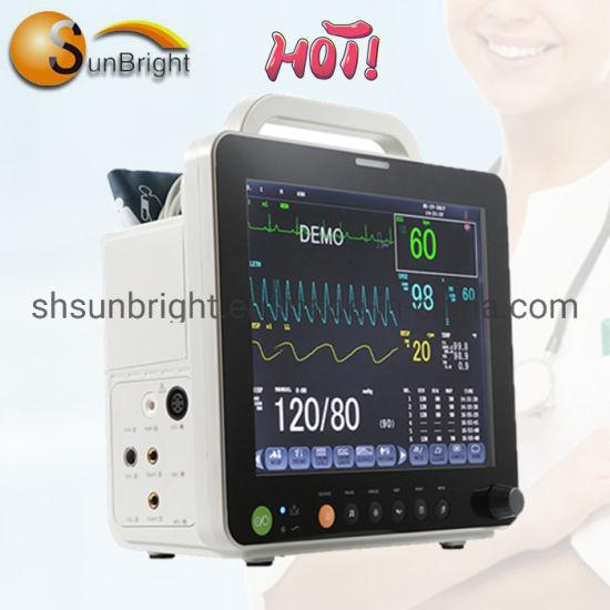 Multiparameter Patient Monitor Blood Pressure Monitor