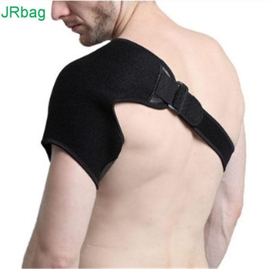 Fashion Customized Logo Neoprene Breathable Waterproof Sports Shoulder Brace