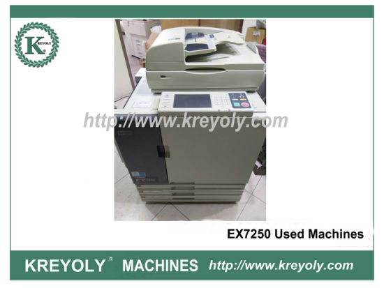 COM Colour7050 EX7250 X7200 Inkjet PrinteA3 Duplicator machine pictures & photos