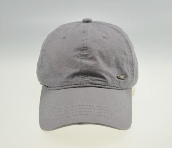 BSCI Leisure Children Grey Sport Baseball Caps Golf Sun Hats