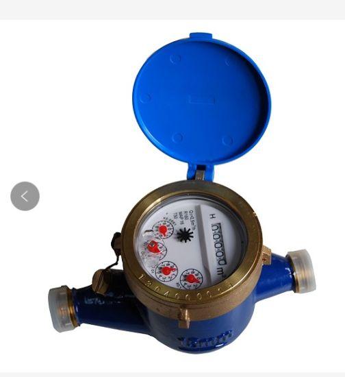 Multi Jet Liquid Sealed Type High Accuracy Water Meter