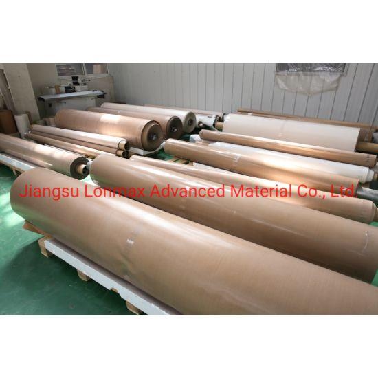 High Temperature Non-Stick Teflon Fiberglass Coated PTFE Fabric