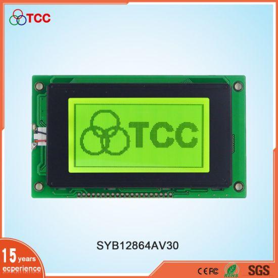 Wholesale Stn/Positive COB 128X64 Graphic Monochrome Screen LCD Display Module
