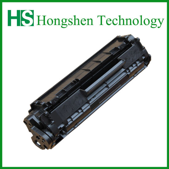 Compatible Black Laser Q2612A Toner Cartridge for HP Printer pictures & photos