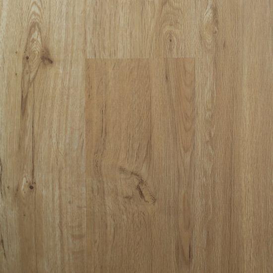 Most Popular Heat System Use Oak Brown Parquet Vinyl Flooring with Ceramic Beading