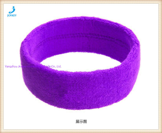 Colorful Elastic Cotton Sport Head Band